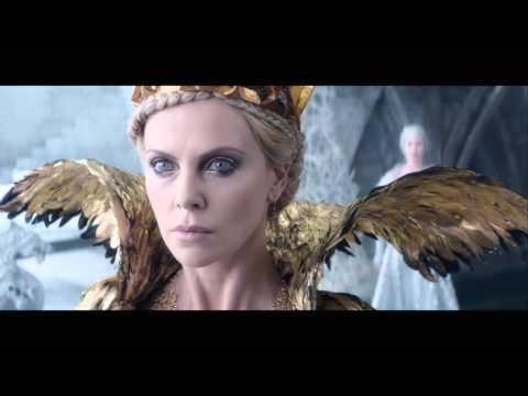 Le Chasseur et la Reine des Glaces/Extrait