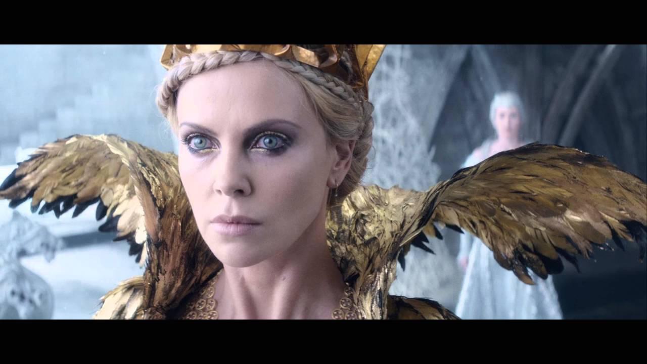 Le Chasseur Et La Reine Des Glaces Extrait Freya Et Ravenna Se Disputent Vf Le 20 Avril Youtube