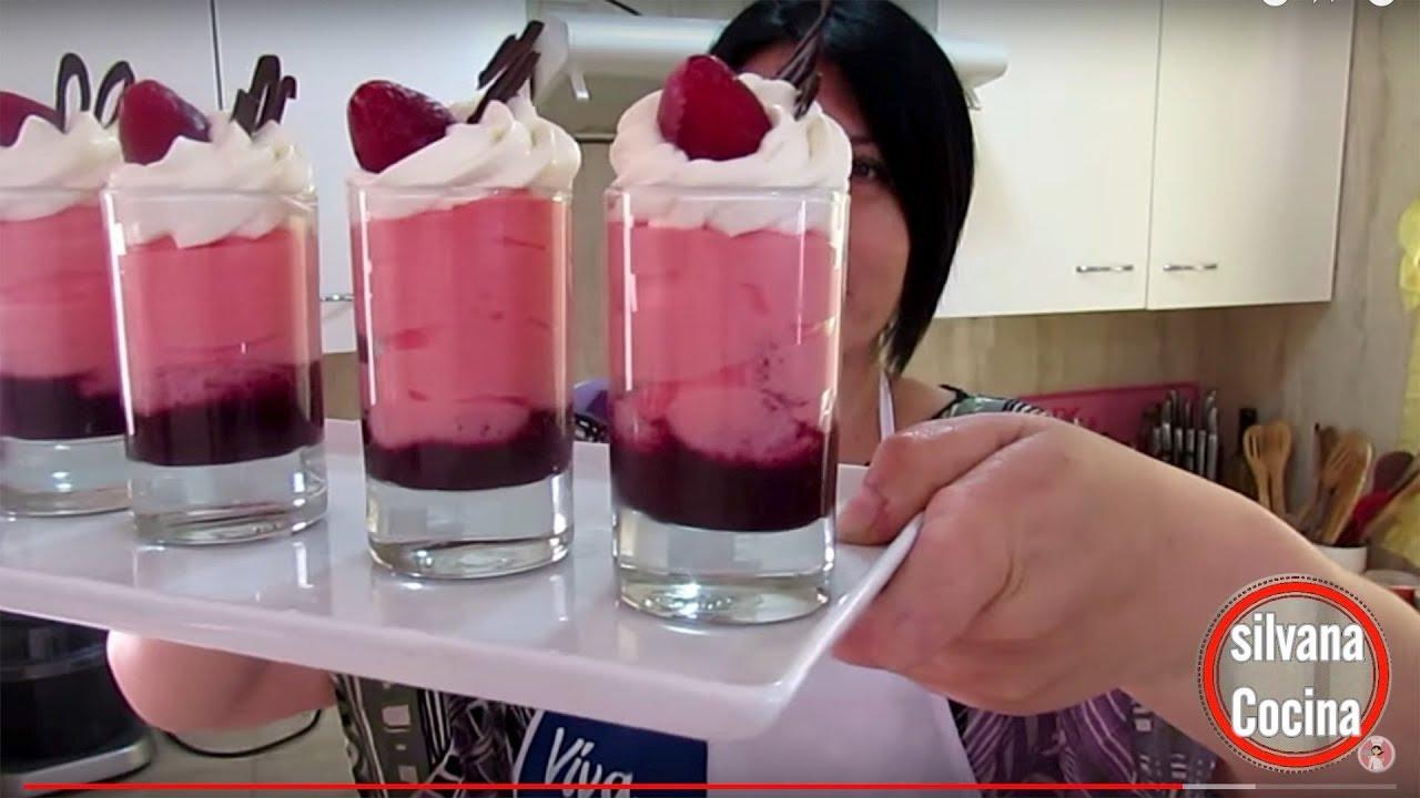 10 Postres Faciles Y Deliciosos Silvana Cocina Youtube