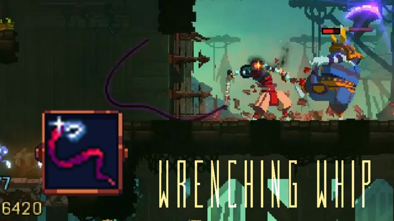 Dead cells wrenching whip level 1 only run youtube dead cells wrenching whip level 1 only run malvernweather Images
