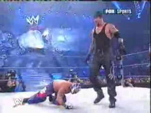 Rey Mysterio vs Undertaker - YouTube