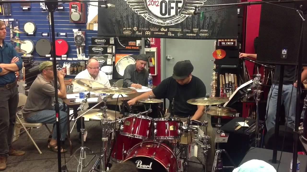 guitar center drum off albuquerque store finals youtube. Black Bedroom Furniture Sets. Home Design Ideas
