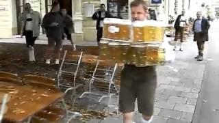 прикол уронил пиво(, 2014-02-19T12:52:53.000Z)