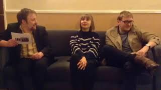 JRTV Inside The Actors Mind: Chloe Hood And Sam Asbury