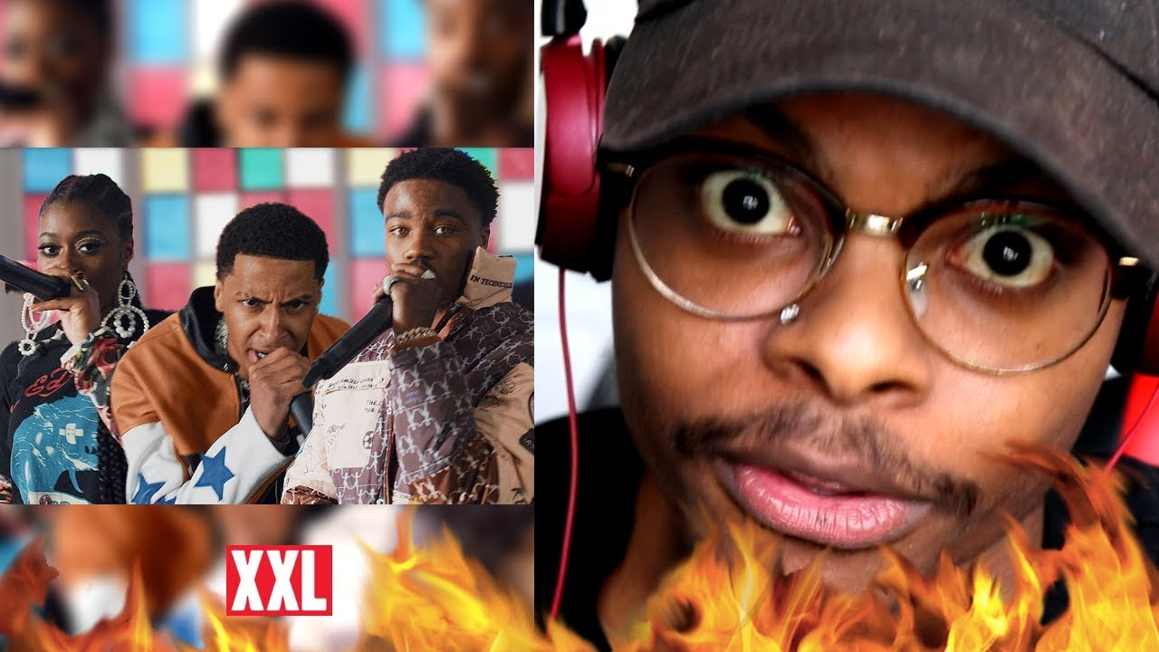 Missed Opportunity! | Roddy Ricch, Comethazine, Tierra Whack's XXL Cypher | Reaction
