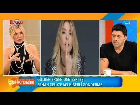 Gülben Ergen'den Erhan Çelik'e Acı Biberli Gönderme - Gel Konuşalım
