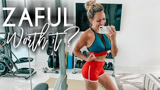 Zaful ACTIVEWEAR Try On Haul   Is it worth it ?   Honest Review