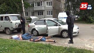 Банду квартирных взломщиков задержали в Вологде