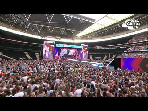 Jess Glynne - Hold My Hand (Summertime Ball 2015)