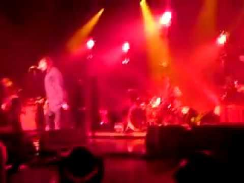 Beady Eye  The Roller Live November 2011 Birmingham o2 Arena