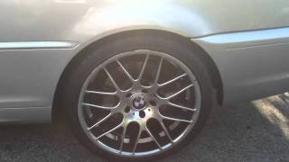VMR VB3 CSL Wheels - Hypersilver