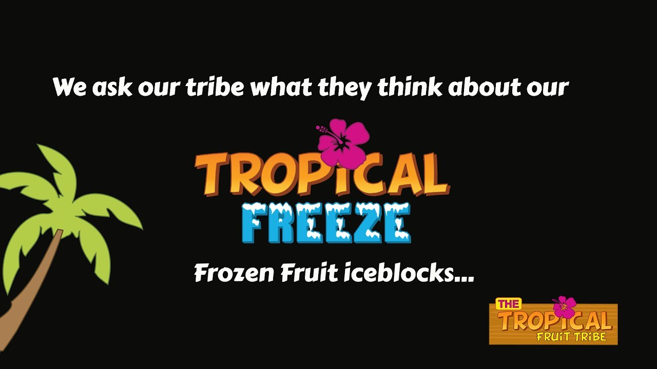 Tropical Freeze Testimonials Youtube