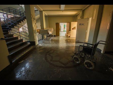 Exploring an Abandoned Sanatorium