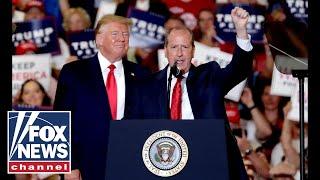 GOP's Dan Bishop declares victory in North Carolina special election