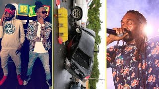 (BREAKING NEWS) Dancehall Artiste Munga Involved In Fatal Car Accident & Rushed To Hospital