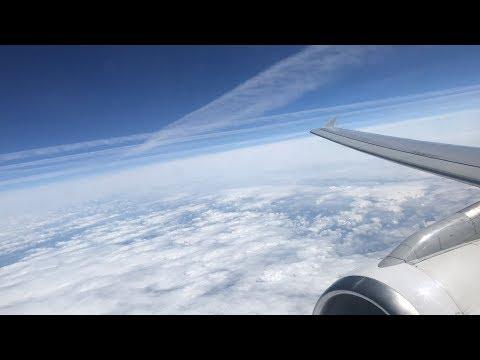 SmartLynx Airbus A320-211 | Naples to London Luton *Full Flight*