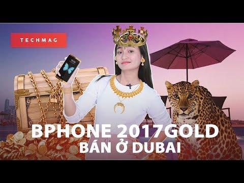 TechDaily 9/8: Bphone 2017 Gold sẽ bán ở Dubai 😱😱