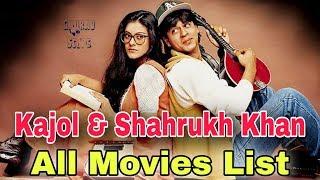 Shahrukh Khan and Kajol Movies | Kajol and Shahrukh Khan Together Movie List