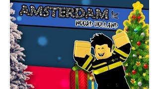 De kerst update! - ROBLOX Amsterdam Noord-Holland