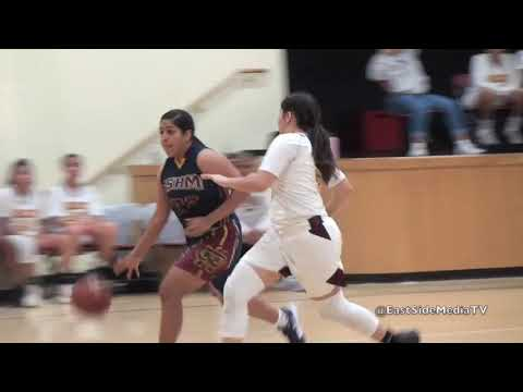 Cantwell Sacred Heart of Mary at Bishop Conaty-Loretto Girls Basketball highlights