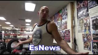 Push-Up Is The Best Exercise To Do   - EsNews Boxing