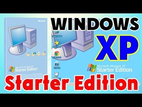 Установка Windows XP Starter Edition на современный компьютер