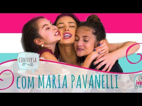 DESAFIO DO BOLO ft. MARIA CLARA E FLÁVIA PAVANELLI