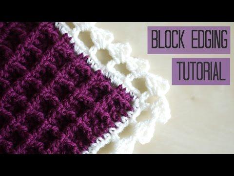 Stitch Repeat V-Stitch Free Crochet Pattern - Right Handed ...