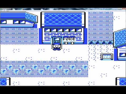 Pokemon Rot,Blau,Gelb Lvl 1 Und Lvl 100 Glitch