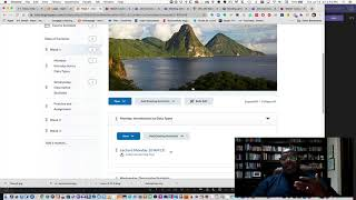 Part 2: Setting Up Live Lectures Using Virtual Classroom Zoom & MS Team in D2L