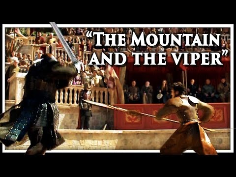 Game Of Thrones Season 4 Episode 8 'The Mountain And The Viper' Discussion And Review (S4E8)