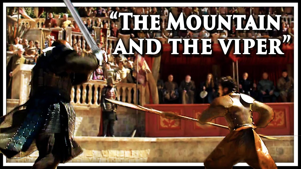 game of thrones season 4 episode 8 39 the mountain and the viper 39 discussion and review s4e8. Black Bedroom Furniture Sets. Home Design Ideas