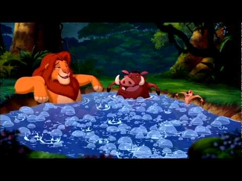 The Lion King 1 1/2 - Hot Tub Scene