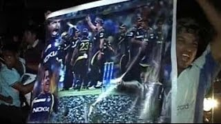 Kolkata Knight Riders fans elated after thrilling IPL title win