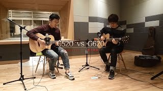 Gopherwood G520 Vs G620 [ Depapepe - MTMM ] 고퍼우드
