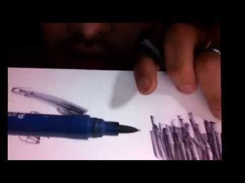 how to use the staedtler mars matic 700