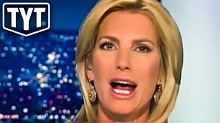 Laura Ingraham: DON'T LET BROWN PEOPLE REPLACE YOU!