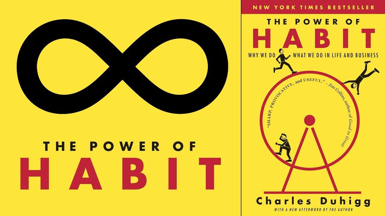 The Power Of Habit Book