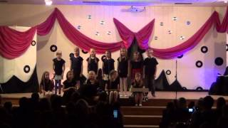"""PÜG lauluvõistlus 2012 - 3.b klass """"Klopandi"""""""