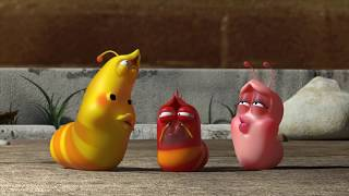 LARVA | Larva New York | Larva Rangers | Full Episodes Compilation | Happy Kids - Funny Cartoons