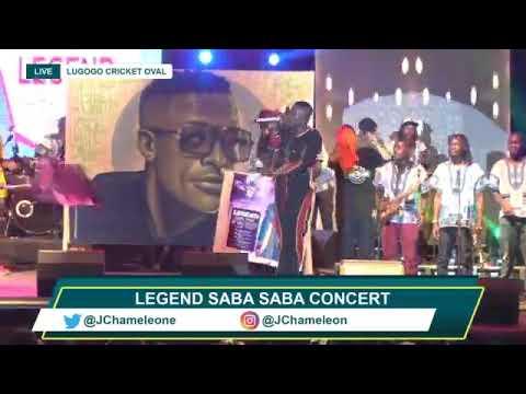 WATCH SABA SABA FULL LIVE CONCERT JOSE CHAMELEONE
