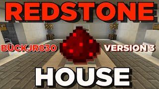 Minecraft 1.8: Mini Redstone House: