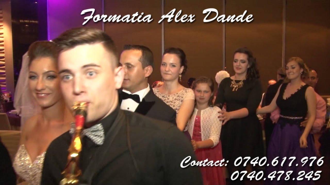Alex Dande Band Nunta Lotus Oradea 2015 Youtube