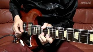 Stairway to Heaven Guitar Solo Cover
