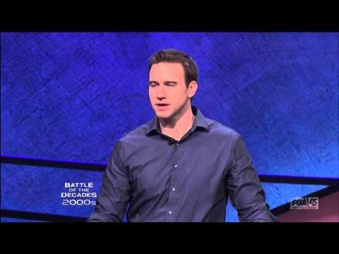 Jeopardy! 4/2/14: Tom Kavanaugh