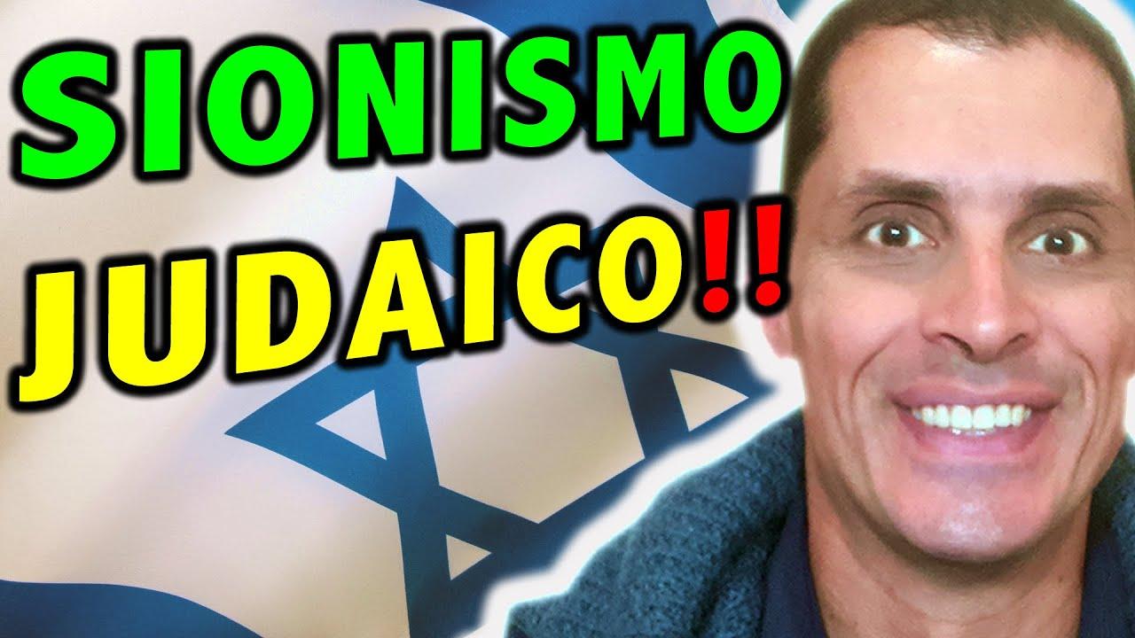 O que é sionismo segundo o judaísmo - Canal Alef