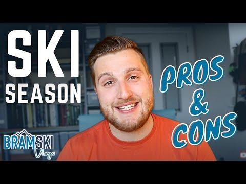 Working A SKI SEASON: PROS & CONS