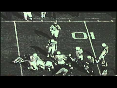 Ole Miss vs Tenn   Nov 1964 with Dr.Mike Dennis