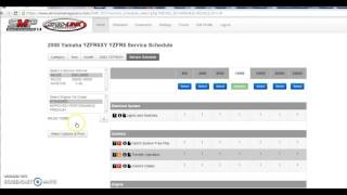 This video shows how to control what part numbers will be sent lightspeed evo