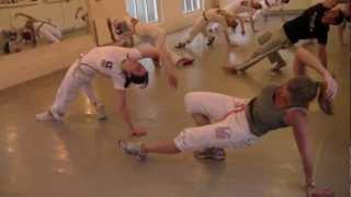 Capoeira For Beginners - London School of Capoeira 2012